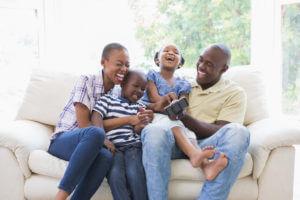 family-on-upholstey