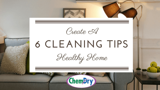Healthy Home Tips Blog